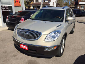 2010 Buick Enclave CXL AWD-No Accidents-One Owner-7 Passenger