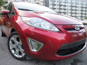 2013 Ford Fiesta TITANIUM!( NOT SE),Summer/W  tires! ONLY $6499!