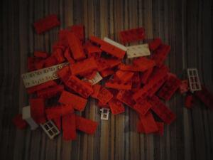 American Brick Pieces