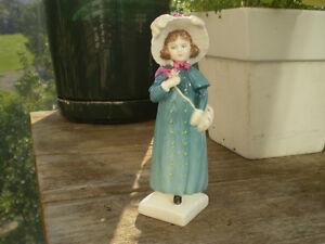 """Royal Doulton Figurine-"""" Carrie """" HN2800-Greenaway Collection Kitchener / Waterloo Kitchener Area image 1"""