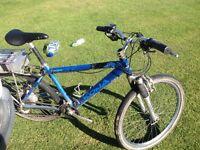 Kona Electric Mountain bike ebike size medium