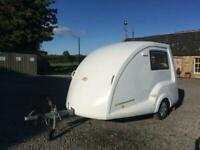 Used G0-POD Base Light Weight Compact Caravan