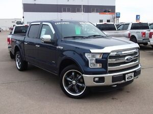 2015 Ford F-150 LARIAT  CERTIFIED PRE OWNED