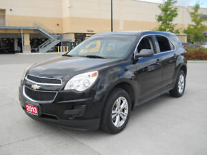 2013 Chevrolet Equinox,AWD, Automatic,3 Years Warranty available