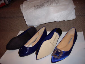 SHOES - LADIES- MANOLO BLAHNIK