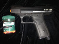Kingman Chaser Paintball Handgun