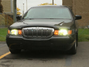 mercury grand marquis 2002 LSE