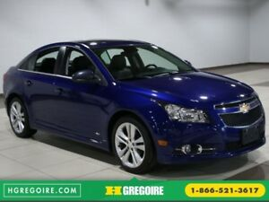 2013 Chevrolet Cruze LT TURBO CUIR TOIT MAGS AC GR ELECT