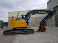 Excavator With Operator Available