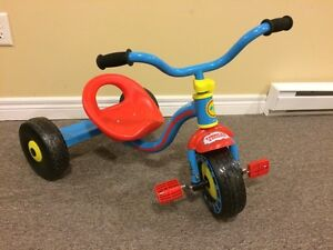 Thomas the train tricycle