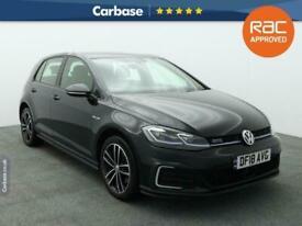 image for 2018 Volkswagen Golf 1.4 TSI GTE 5dr DSG HATCHBACK Petrol/Plugin Elec Hybrid Aut