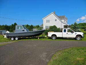 26 Foot Workboat