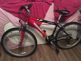 Mongoose pro mountain bike