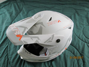 FXR MOUNTAIN AIR ULTRA LIGHT HELMET AND 100% GOOGLE SET FOR SALE