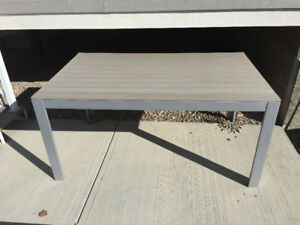 Table & Bench - Ideal for Outdoors!