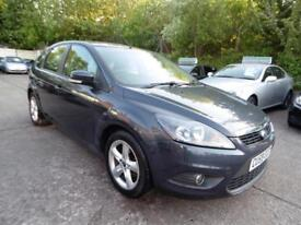 Ford Focus ZETEC (1 OWNER + FINANCE AVAILABLE)