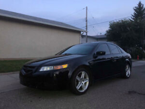 Acura TL 2005 BLACKED OUT!!!