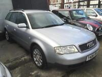 Audi A6 Avant 2.4 petrol manual SE estate silver very clean inside and out