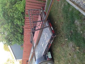 Headache rack for 72-93 dodge trucks