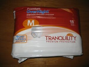 Tranquility Premium OverNight Disposable Underwear Diapers