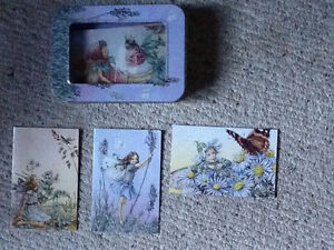 Collectible note cards
