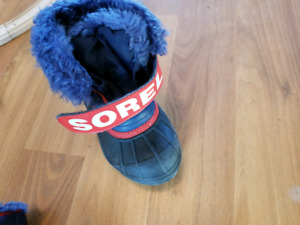 Size 9 Sorel Winter boots