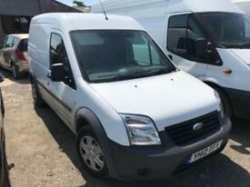 FORD TRANSIT CONNECT T230 HR White Manual Diesel, 2012 12 62000 miles