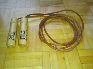 Skipping Rope - Leather
