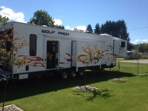 2009 Forest River Toy Hauler for Sale