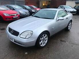 Mercedes-Benz SLK Kompressor 2.3 Auto - Immaculate - Long Mot
