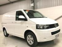 VW VOLKSWAGEN TRANSPORTER 2.0TDi SAT NAV AIR CON HIGHLINE WHEELS IDEAL CAMPER