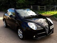 Alfa Romeo mito 1.4 1owner FSH including timing belt and water pump
