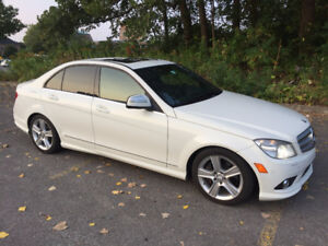2009 Mercedes-Benz C-Class 3.0L Sedan