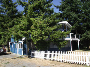 Shared House in Point Roberts, just across the border