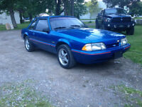 1988 Ford Mustang 5.0L Notch