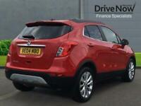 2017 Vauxhall Mokka X 1.6i Elite (s/s) 5dr SUV Petrol Manual