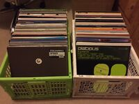 210 quality trance vinyl records 95-2005