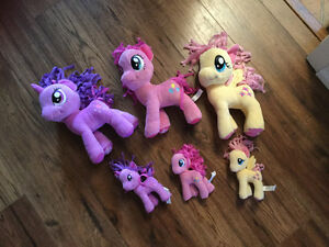 My Little Pony Stuffies
