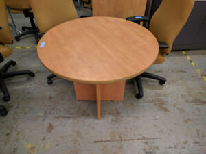 """Assorted 24"""" to 48"""" Round tables"""