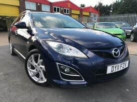 2011 Mazda 6 2.2d [180] Sport 5dr 5 door Estate