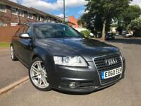 AUDI A6 TDI 170 S LINE SPECIAL EDITION AUTO 2010 GREAT SPEC