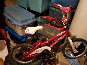 "Girls Norco 16""Bike"