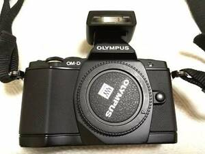Olympus OM-D E-M5 14-42mm & 40-150mm Lens - Mirrorless Ingleburn Campbelltown Area Preview