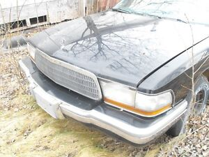 Parting out a 1992 Buick Roadmaster