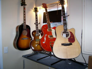 Bunch of guitars clearance need the room starting $475.00