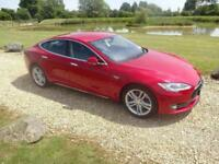 2014 Tesla Model S E 85 CVT 4dr