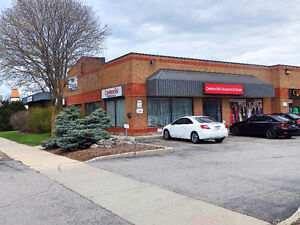 High Traffic Location - 2000 sq. ft Retail End Unit