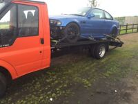 24/7 car recovery service