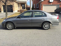 2004 Honda Civic Sedan 3400OBO