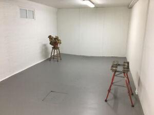 Atelier artiste, artisan / place d'affaire à louer. 300 ++ pi2!